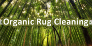 Organic Rug Cleaning